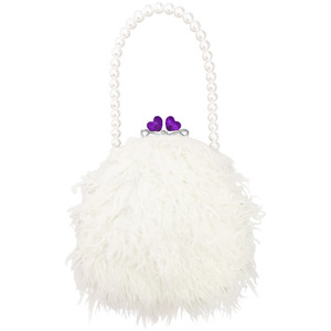 HEART FUR MINI BAG | PP
