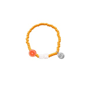 FRUIT BRACELET | ORANGE